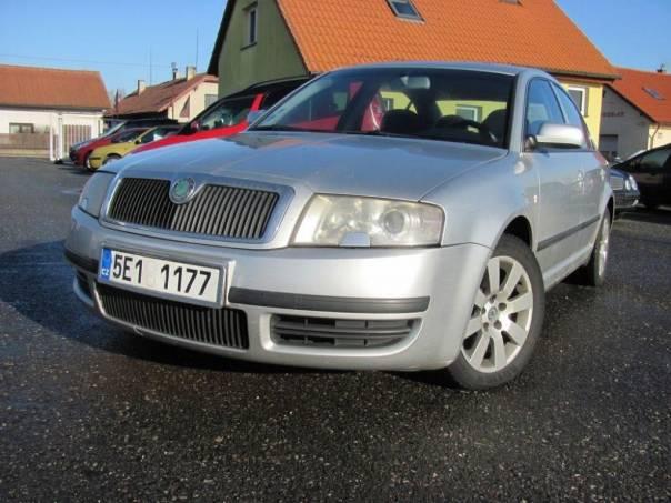 Škoda Superb 2.5 TDI V6 Automat, Xenony, foto 1 Auto – moto , Automobily | spěcháto.cz - bazar, inzerce zdarma