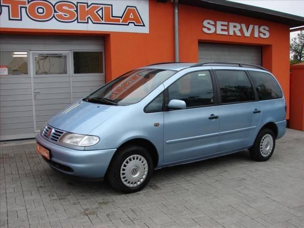 Volkswagen Sharan 1.9 TDi, TAŽNÉ ZAŘÍZENÍ,, foto 1 Auto – moto , Automobily   spěcháto.cz - bazar, inzerce zdarma