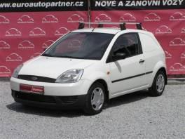 Ford Fiesta Van 1,4 TDI 50 kW KLIMA , Užitkové a nákladní vozy, Do 7,5 t    spěcháto.cz - bazar, inzerce zdarma