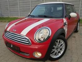 Mini Cooper 1.6 88kW TOP STAV , Auto – moto , Automobily  | spěcháto.cz - bazar, inzerce zdarma