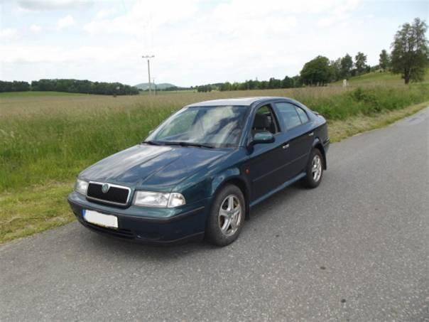 Škoda Octavia 1,8i 20V, foto 1 Auto – moto , Automobily | spěcháto.cz - bazar, inzerce zdarma