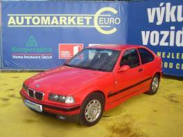 BMW  316i , Auto – moto , Automobily  | spěcháto.cz - bazar, inzerce zdarma