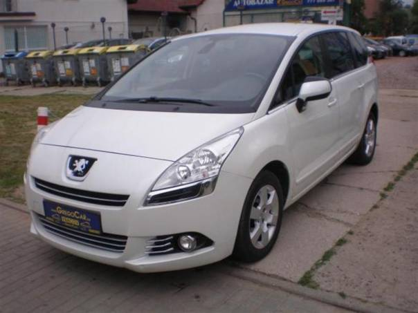 Peugeot 5008 1,6HDI**ALU* NAVIGACE**7MÍST, foto 1 Auto – moto , Automobily | spěcháto.cz - bazar, inzerce zdarma