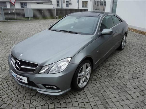 Mercedes-Benz Třída E E 350 kupé, foto 1 Auto – moto , Automobily | spěcháto.cz - bazar, inzerce zdarma