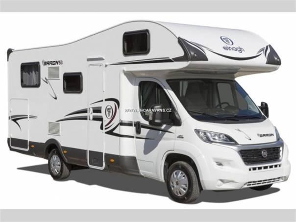 BARON 53 Model 2015, foto 1 Užitkové a nákladní vozy, Camping | spěcháto.cz - bazar, inzerce zdarma