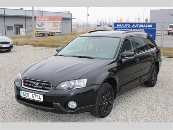 Subaru OUTBACK 2.5+LPG,navi, foto 1 Auto – moto , Automobily | spěcháto.cz - bazar, inzerce zdarma