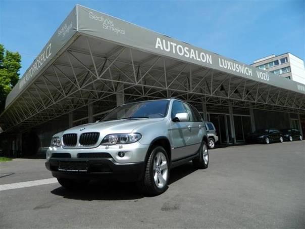 BMW X5 3.0d  ČR PŮVOD, 1.MAJ, foto 1 Auto – moto , Automobily | spěcháto.cz - bazar, inzerce zdarma