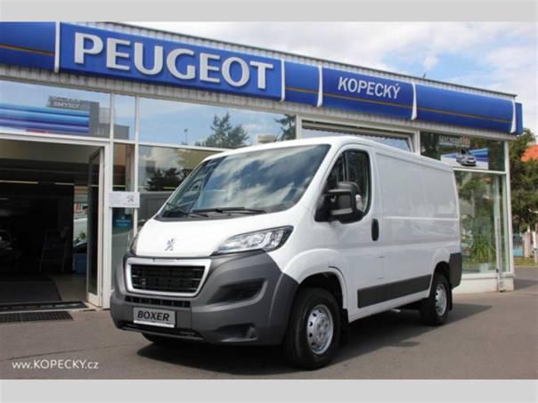 Peugeot Boxer FT300  L1H1 ACCESS 110k, foto 1 Užitkové a nákladní vozy, Do 7,5 t | spěcháto.cz - bazar, inzerce zdarma