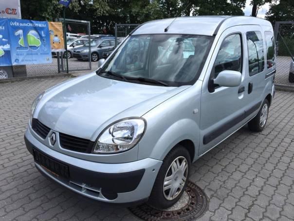 Renault Kangoo 1.6i klima, servisní knížka, foto 1 Auto – moto , Automobily | spěcháto.cz - bazar, inzerce zdarma