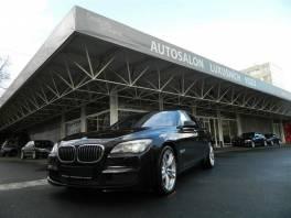 BMW Řada 7 740xd M-Paket PLNÁ VÝBAVA