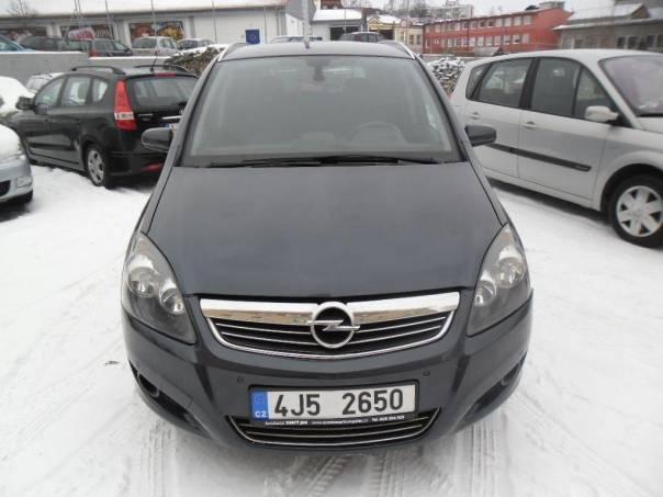 Opel Zafira 1.7 CDTI 7.mist, foto 1 Auto – moto , Automobily | spěcháto.cz - bazar, inzerce zdarma