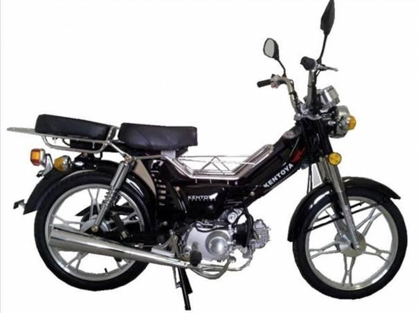 Kentoya  TWIN CUP 50 4T, foto 1 Auto – moto , Motocykly a čtyřkolky | spěcháto.cz - bazar, inzerce zdarma