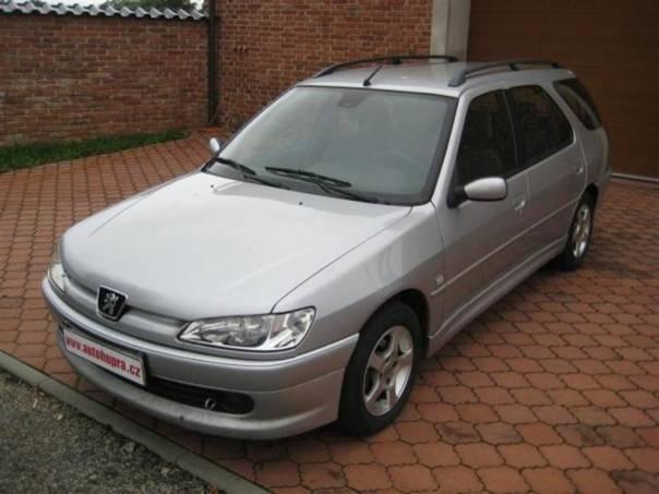 Peugeot 306 Combi 2.0 HDi TOP STAV, foto 1 Auto – moto , Automobily | spěcháto.cz - bazar, inzerce zdarma