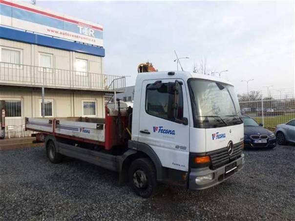 ATEGO 918 HYD.RUKA PK 3800, foto 1 Užitkové a nákladní vozy, Nad 7,5 t | spěcháto.cz - bazar, inzerce zdarma