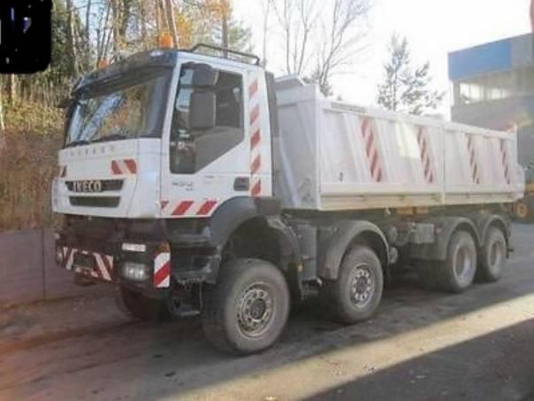 Iveco  Trakker 450 8x8  S3  EURO 5, foto 1 Užitkové a nákladní vozy, Nad 7,5 t | spěcháto.cz - bazar, inzerce zdarma