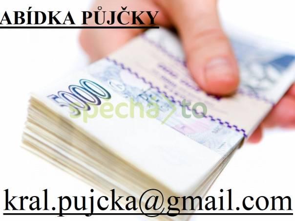 Nabízím finance dostupně, foto 1 Obchod a služby, Finanční služby | spěcháto.cz - bazar, inzerce zdarma