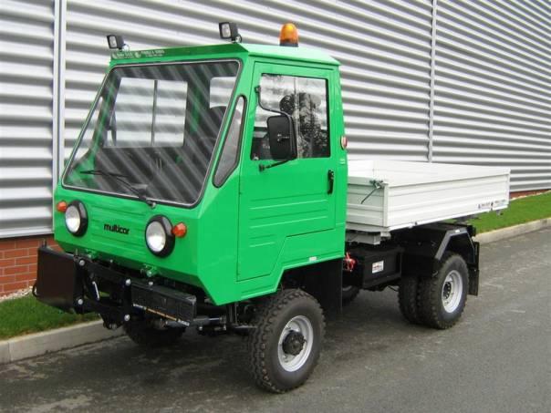 Multicar M 25 4x4 (PS1155), foto 1 Užitkové a nákladní vozy, Do 7,5 t   spěcháto.cz - bazar, inzerce zdarma