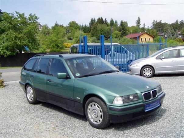 BMW Řada 3 318i Touring , 2.majitel, foto 1 Auto – moto , Automobily | spěcháto.cz - bazar, inzerce zdarma