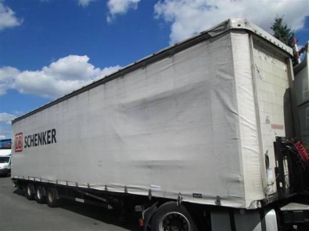 SPA 3/E lowdeck, foto 1 Užitkové a nákladní vozy, Přívěsy a návěsy | spěcháto.cz - bazar, inzerce zdarma