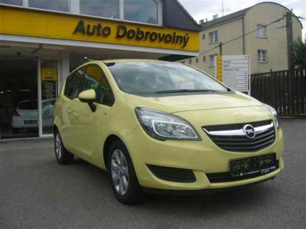 Opel Meriva ENJOY B14NEL MT5 0068SA6N, foto 1 Auto – moto , Automobily | spěcháto.cz - bazar, inzerce zdarma