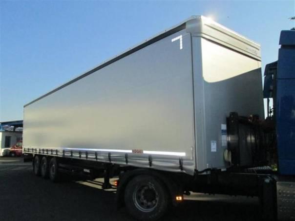 CARGO 3str. shrnování NOVÝ, foto 1 Užitkové a nákladní vozy, Přívěsy a návěsy | spěcháto.cz - bazar, inzerce zdarma