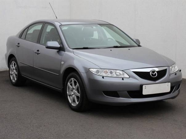 Mazda 6  2.3, Serv.knih, xenon,klim, foto 1 Auto – moto , Automobily | spěcháto.cz - bazar, inzerce zdarma