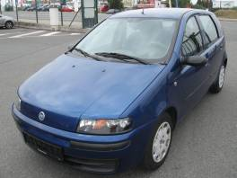 Fiat Punto 1.2i, Servisní kniha , Auto – moto , Automobily  | spěcháto.cz - bazar, inzerce zdarma