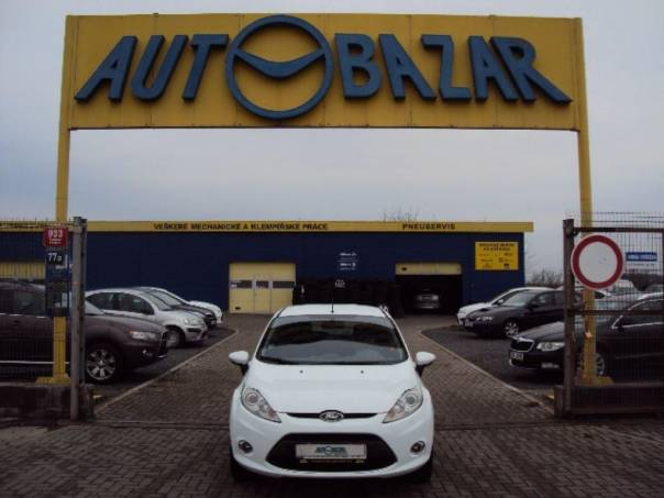 Ford Fiesta 1.6TDCi,1MAJ,SERVISKA,CZ PŮVOD, foto 1 Auto – moto , Automobily | spěcháto.cz - bazar, inzerce zdarma