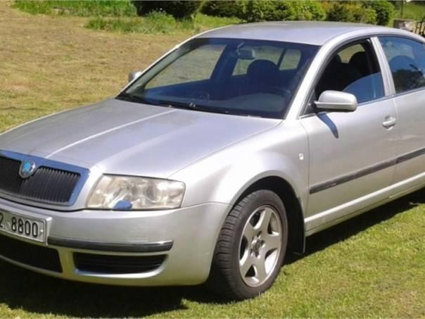 Škoda Superb 1.9 TDI 96kw, rv 2002 Elegance, foto 1 Auto – moto , Automobily | spěcháto.cz - bazar, inzerce zdarma