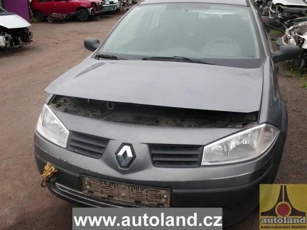 Renault Mégane 1,5, foto 1 Náhradní díly a příslušenství, Ostatní | spěcháto.cz - bazar, inzerce zdarma