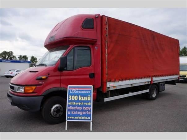 Daily 65C15 valník 6,15M spaní, foto 1 Užitkové a nákladní vozy, Nad 7,5 t | spěcháto.cz - bazar, inzerce zdarma