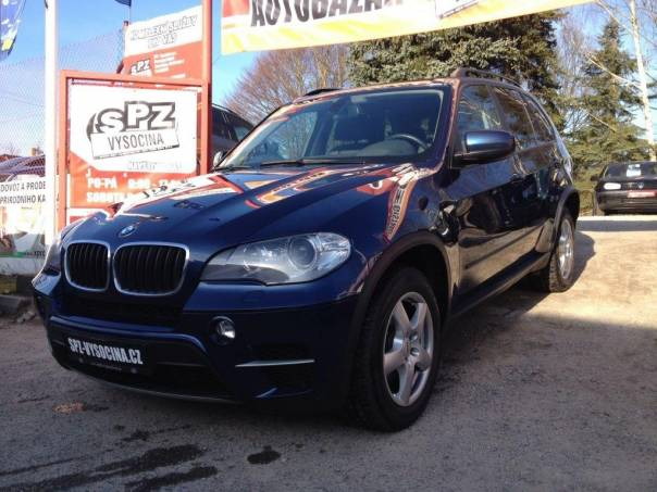 BMW X5 3.0D Odpočet DPH, foto 1 Auto – moto , Automobily | spěcháto.cz - bazar, inzerce zdarma