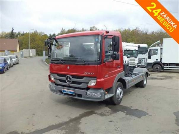 ATEGO 916 KK se ZÁRUKOU 24 MĚSÍCŮ, foto 1 Užitkové a nákladní vozy, Nad 7,5 t | spěcháto.cz - bazar, inzerce zdarma
