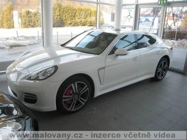 Porsche Panamera 4.8 4S 400PS - bílá černá, foto 1 Auto – moto , Automobily | spěcháto.cz - bazar, inzerce zdarma