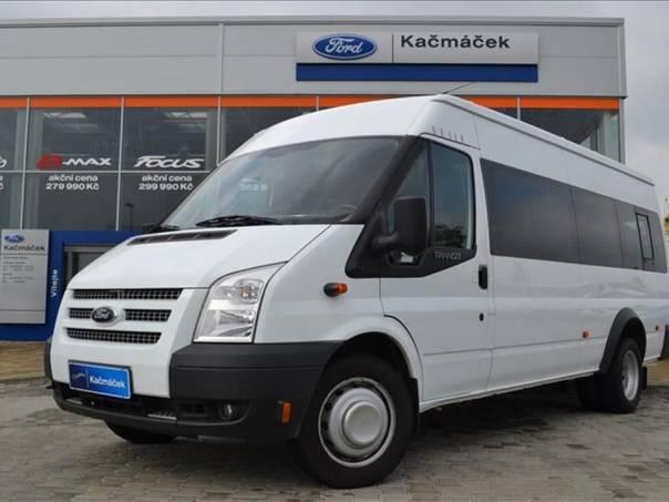 Ford Transit 2.2  TDCi 17-mist, TOP STAV, foto 1 Užitkové a nákladní vozy, Do 7,5 t | spěcháto.cz - bazar, inzerce zdarma
