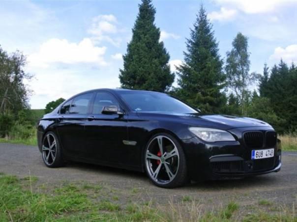 BMW Řada 7 730d  115 TKM  TOP STAV, foto 1 Auto – moto , Automobily | spěcháto.cz - bazar, inzerce zdarma