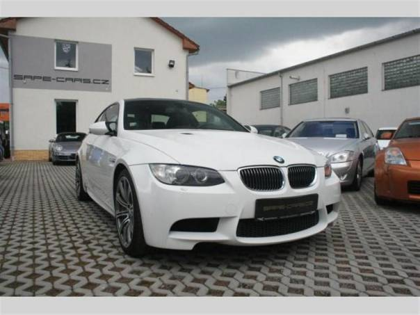 BMW M3 E92 4.0 V8 DKG, SERVISKA, ZÁRUKA, foto 1 Auto – moto , Automobily | spěcháto.cz - bazar, inzerce zdarma