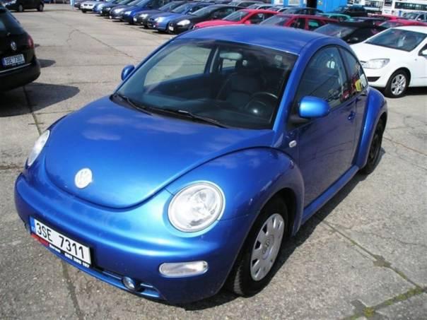Volkswagen New Beetle 2,0i AUTOMAT EKO ZAPLACENO, foto 1 Auto – moto , Automobily | spěcháto.cz - bazar, inzerce zdarma