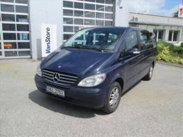Mercedes-Benz Viano 2,1   VIANO CDI 2.2 T L Klima , Užitkové a nákladní vozy, Do 7,5 t    spěcháto.cz - bazar, inzerce zdarma