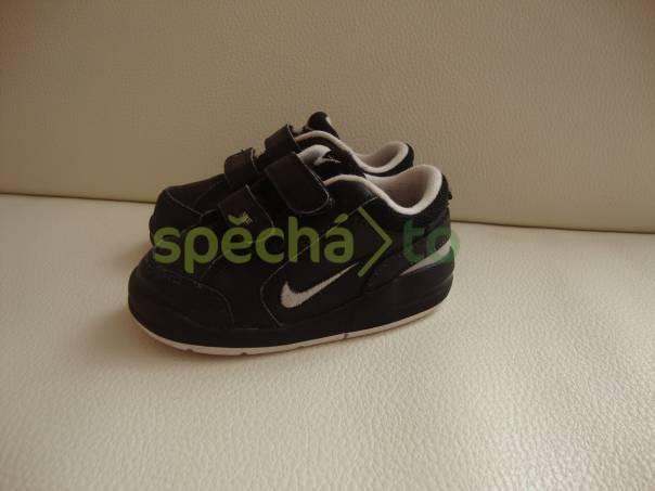 Dětské botasky zn. Nike, foto 1 Pro děti, Dětská obuv  | spěcháto.cz - bazar, inzerce zdarma