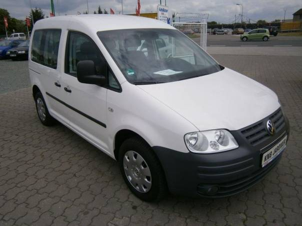 Volkswagen Caddy 1,9TDi po rozvodech,serviska, foto 1 Auto – moto , Automobily | spěcháto.cz - bazar, inzerce zdarma