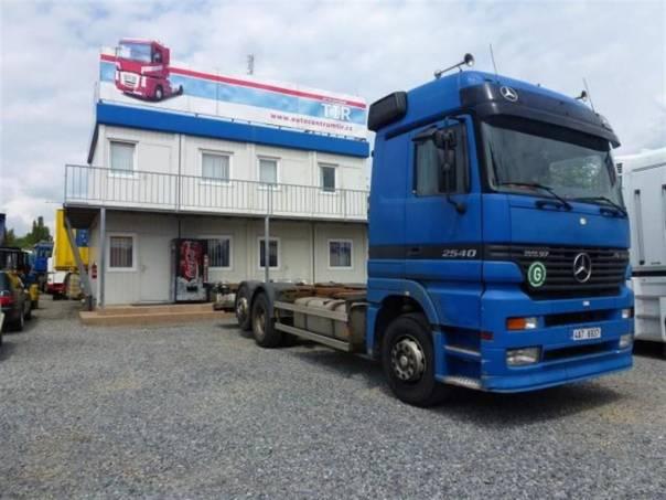 2540L VÝMĚNNÁ NÁSTAVBA BDF, foto 1 Užitkové a nákladní vozy, Nad 7,5 t | spěcháto.cz - bazar, inzerce zdarma
