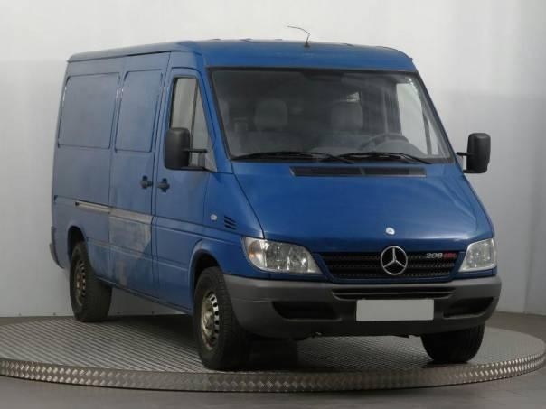 Mercedes-Benz Sprinter 208 CDI-2.2, foto 1 Užitkové a nákladní vozy, Do 7,5 t | spěcháto.cz - bazar, inzerce zdarma