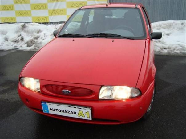 Ford Fiesta 1.3 AIRBAG!PĚKNÝ STAV!, foto 1 Auto – moto , Automobily | spěcháto.cz - bazar, inzerce zdarma