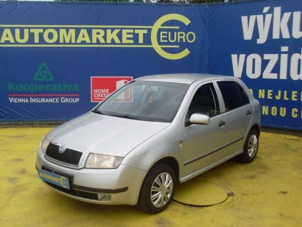 Škoda Fabia 1.4 MPi, foto 1 Auto – moto , Automobily | spěcháto.cz - bazar, inzerce zdarma
