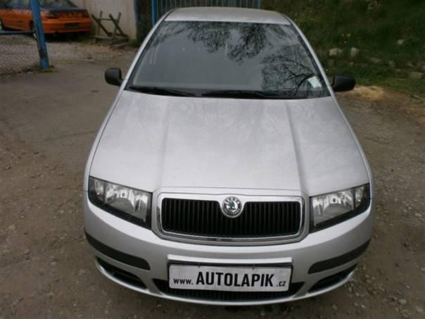 Škoda Fabia 1,2 40kW koupeno v ČR 1majitel, foto 1 Auto – moto , Automobily | spěcháto.cz - bazar, inzerce zdarma