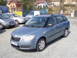 Škoda Fabia 1.2i / LPG , super výbava
