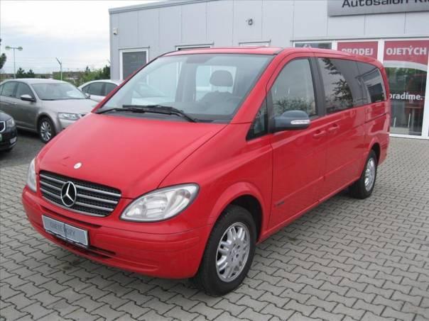 Mercedes-Benz Viano 2,2 CDi Trend, foto 1 Auto – moto , Automobily | spěcháto.cz - bazar, inzerce zdarma