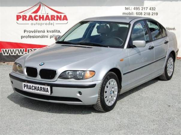 BMW Řada 3 316i, foto 1 Auto – moto , Automobily | spěcháto.cz - bazar, inzerce zdarma