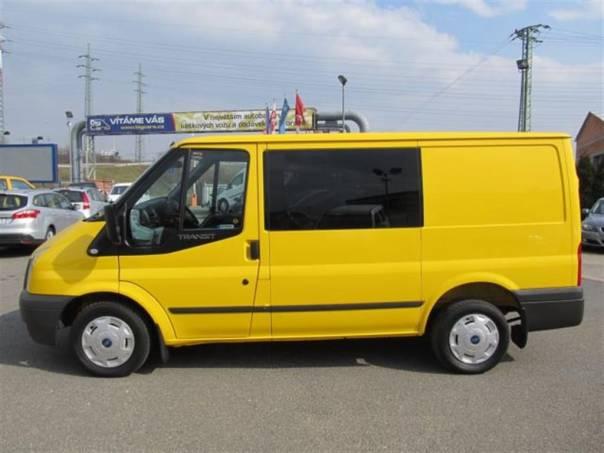 Ford Transit 2.2TDCi 6míst ČR 1.maj, foto 1 Užitkové a nákladní vozy, Do 7,5 t | spěcháto.cz - bazar, inzerce zdarma